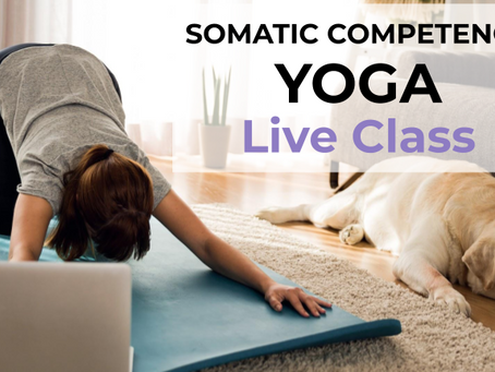 Somatic Competence Yoga Live Class