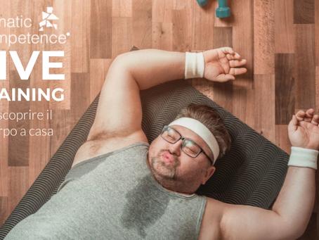 Somatic Competence Live Training: Riscoprire il corpo a casa