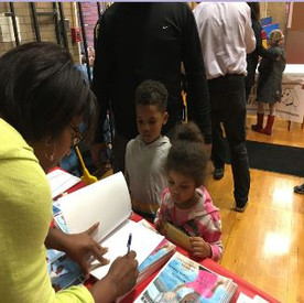 Autographs for Little Readers