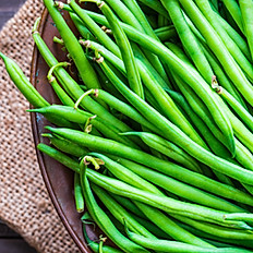 Green beans, Hand Picked