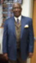 Rev Jimmie Daniels