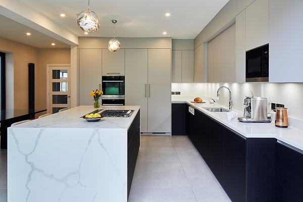 Stoneham Latitude range kitchen availabl