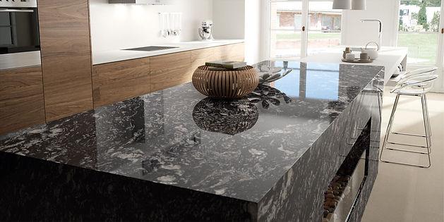 Granite worktops by Somerville Limited,