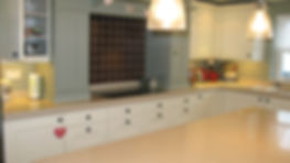 Staron kitchen worktops, by Somerville k