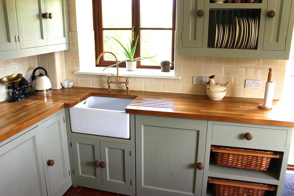 Oak worktops, Somerville Limited, workto