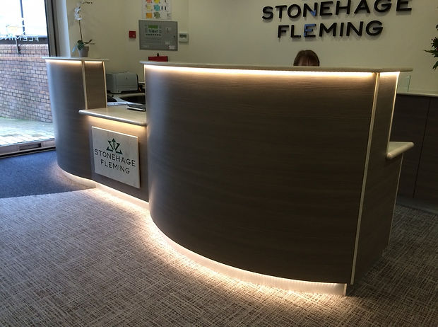 stonehague fleming office refit by Somer