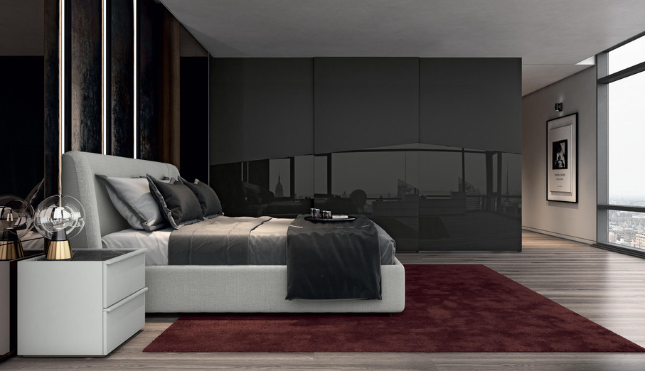 F02 Fitted wardrobes, bedroom furniture