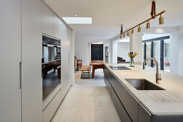 image of a Stoneham kitchen, for the ste