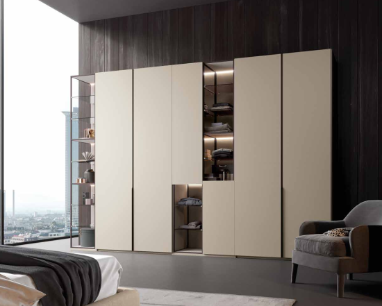 K02 fitted bedroom furniture from Somerv