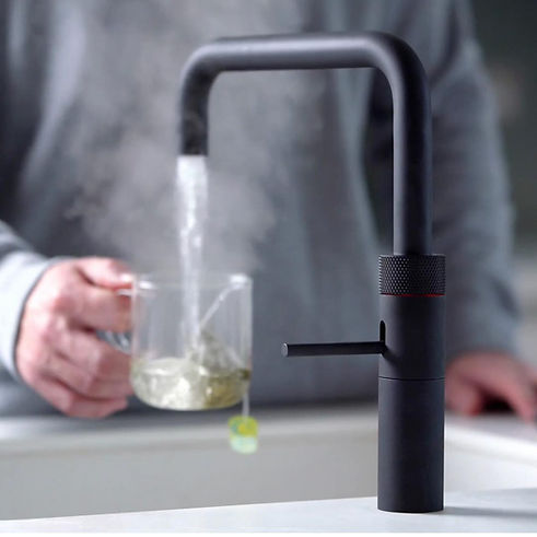 Quooker tap from Somerville kitchen show