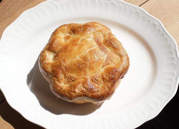 Parsons Nose Pork Pie
