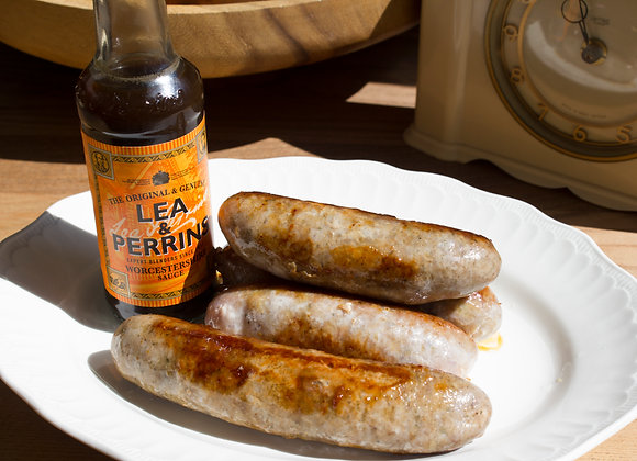 Pork & Worcestershire Sauce