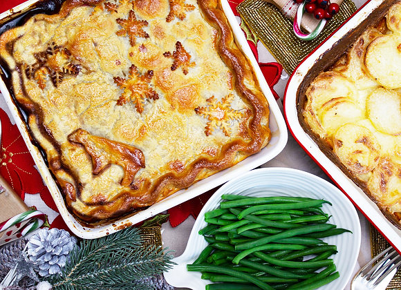 Steak &  Ale Family Pie