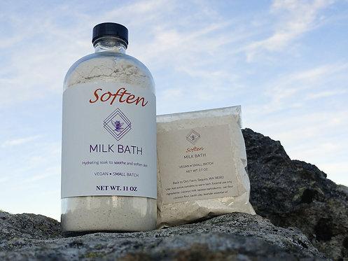 Soften Vegan Milk Bath