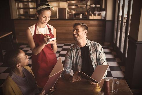 waitress-taking-order-at-restaurant-D9Z5