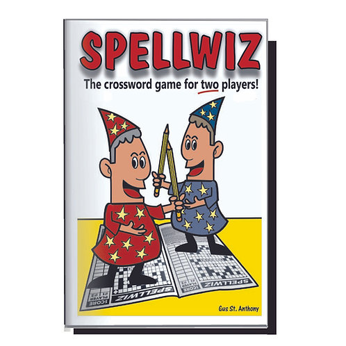 SPELLWIZ The crossword game for 2 players