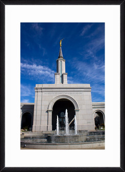 BLESSED FOUNTAINS