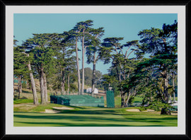 2012 US OPEN - OLYMPIC - 11TH GREEN