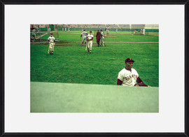 OD CANDLESTICK WILLIE MAYS 4-12-60