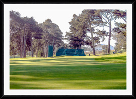 2012 US OPEN - OLYMPIC -9TH GREEN