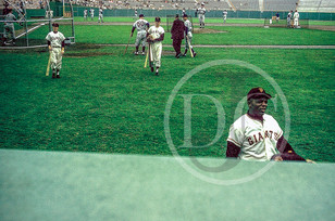 Willie Mays - Candlestick Opening Day Ap