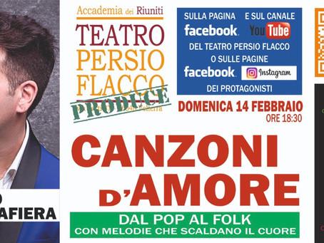 Diretta Teatro Persio Flacco
