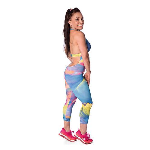 Watercolor Jumpsuit