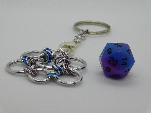 Blue & Purple