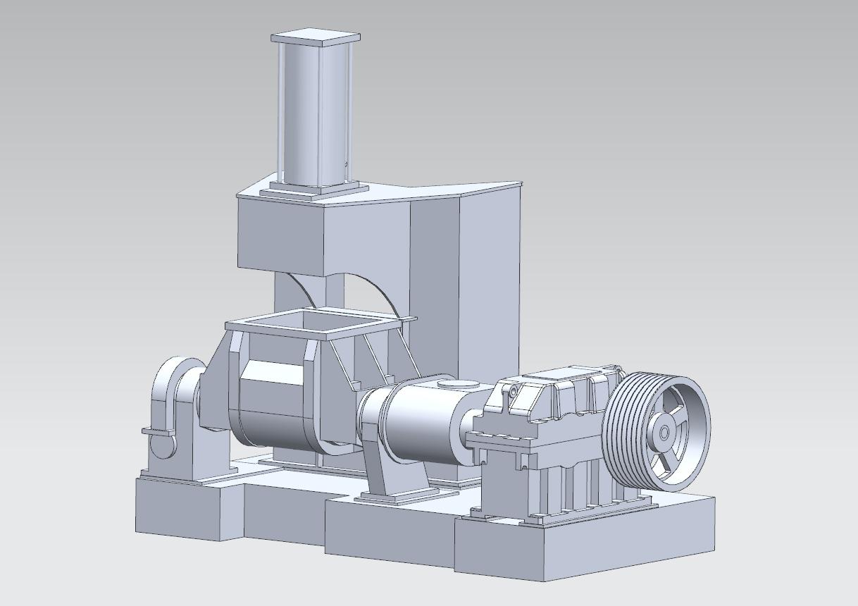 滾料機樣品-3D檔案