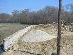 GONZALES RETAINING WALL