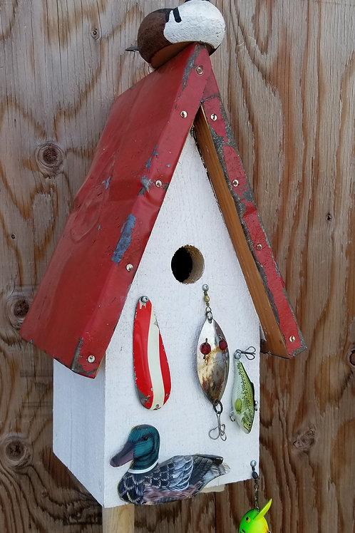 Birdhouse, Gone Fishing