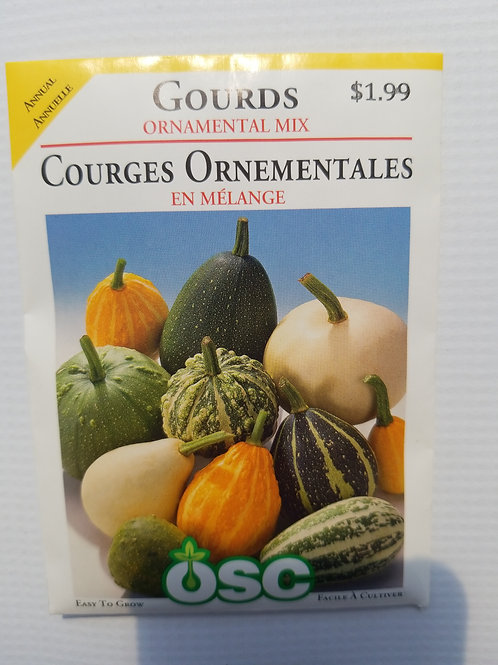 Gourds, Ornamental Mix
