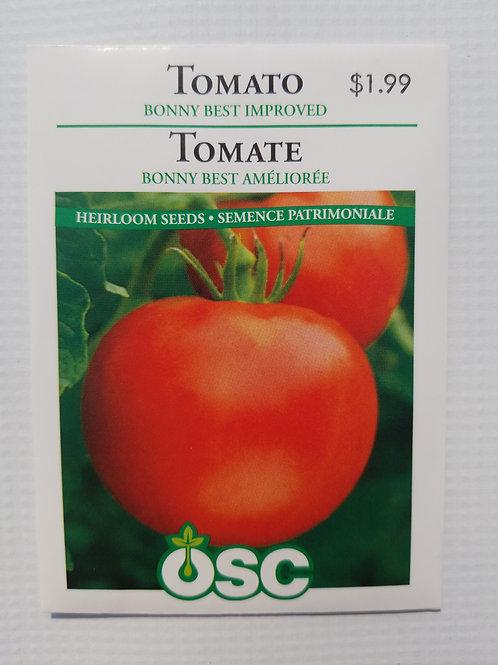 Tomato, Bonny Best Improved