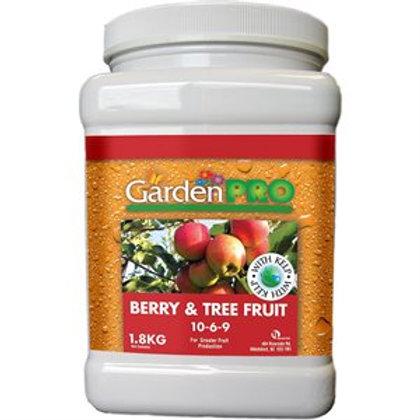 Fertilizer, Berry & Fruit Tree