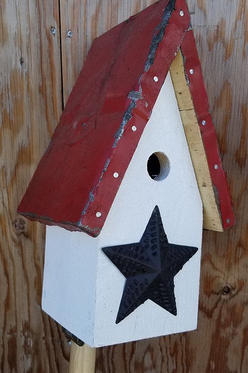 Birdhouse, Black Star