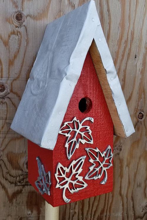 Birdhouse, Silver Maples