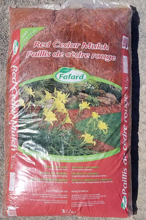 Mulch, Red Cedar