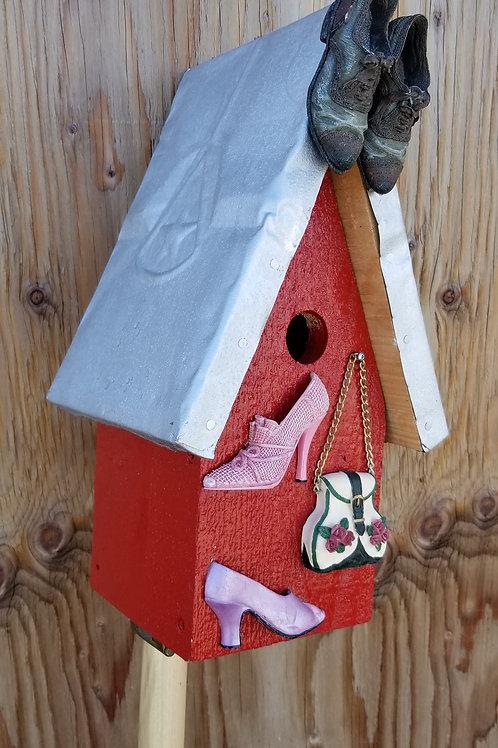Birdhouse, Fancy Feet