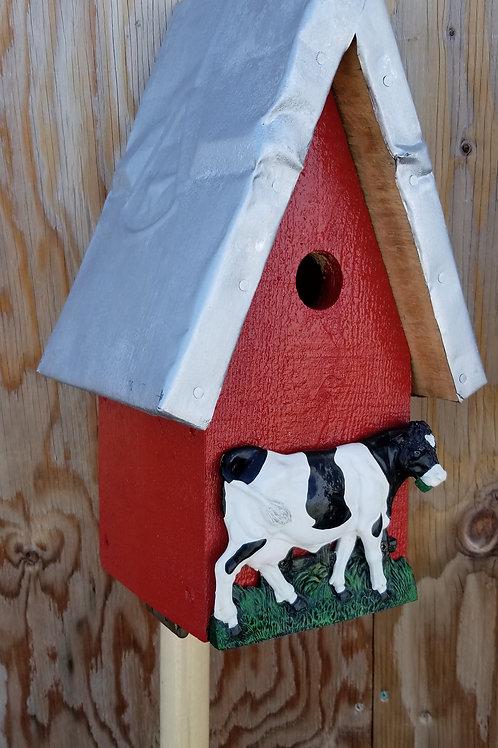 Birdhouse, Moo