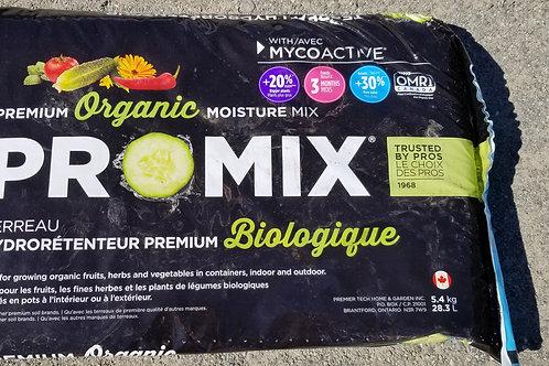 Pro-Mix Organic Vegetable/ Herb Soil