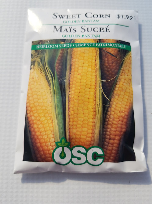 Corn, Golden Bantam Sweet