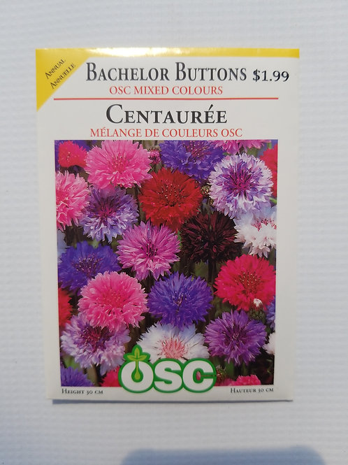 Batchelor Buttons, Mixed Colours