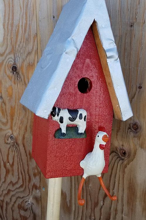 Birdhouse, Chicken Little