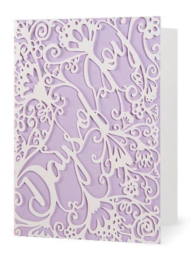 Floral - Levitating Card