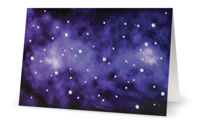 Starfield - 5D Crystal Card