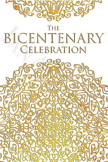 Magnanimity Bicentenary Poster