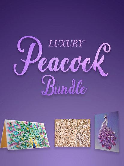 Luxury Peacock Bundle