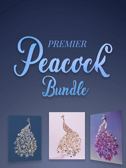 Premier Peacock Bundle