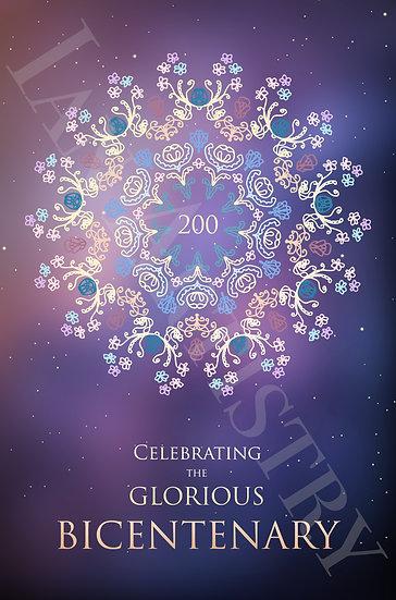 Magnolia Sky Bicentenary Poster