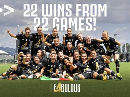 J-Women, è record: 5-0 all'Inter, ventidue gare da imbattute.